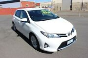 2013 Toyota Corolla ZRE182R Ascent White 6 Speed Manual Hatchback Burnie Area Preview