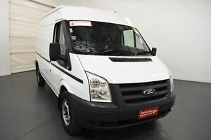 2010 Ford Transit VM MY08 Mid (MWB) White 6 Speed Manual Van Moorabbin Kingston Area Preview