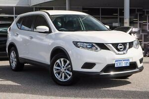 2015 Nissan X-Trail T32 ST X-tronic 2WD White 7 Speed Constant Variable Wagon Osborne Park Stirling Area Preview