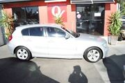 2007 BMW 118i E87 MY07 Upgrade Silver 6 Speed Automatic Hatchback Blair Athol Port Adelaide Area Preview