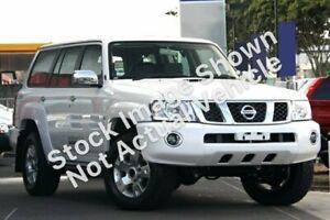2012 Nissan Patrol Y61 GU 8 ST White 5 Speed Manual Wagon Beresford Geraldton City Preview