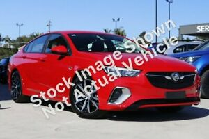 2018 Holden Commodore ZB MY18 RS Liftback AWD Red 9 Speed Sports Automatic Liftback Maddington Gosnells Area Preview