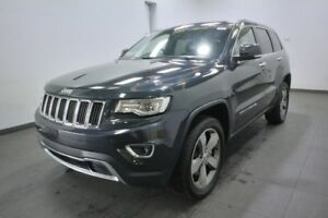 2016 Jeep Grand Cherokee WK MY17 Limited Grey 8 Speed Sports Automatic Wagon