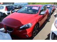 Volvo V40 1.6 D2 115 R DESIGN Lux 5dr Powershift