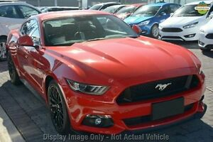 2017 Ford Mustang FM MY17 Fastback GT 5.0 V8 Race Red 6 Speed Automatic Coupe Osborne Park Stirling Area Preview