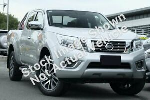 2018 Nissan Navara D23 S3 ST-X King Cab White 6 Speed Manual Utility Osborne Park Stirling Area Preview