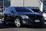 2012 Peugeot 508 Allure Touring Grey 6 Speed Sports Automatic Wagon Nundah Brisbane North East Preview