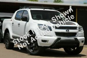 2015 Holden Colorado RG MY16 Z71 Crew Cab White 6 Speed Sports Automatic Utility Launceston Launceston Area Preview