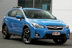 2016 Subaru XV G4-X MY16 2.0i Lineartronic AWD Hyper Blue 6 Speed Constant Variable Wagon Toowong Brisbane North West Preview