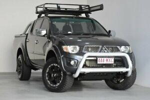 2014 Mitsubishi Triton MN MY15 GLX-R Double Cab Grey 5 Speed Sports Automatic Utility Kedron Brisbane North East Preview
