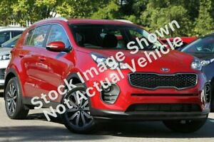 2017 Kia Sportage QL MY18 Si 2WD Premium Red 6 Speed Sports Automatic Wagon Morley Bayswater Area Preview