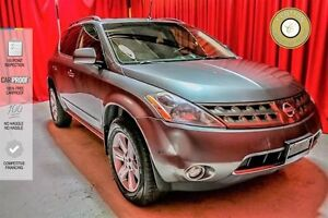 2007 Nissan Murano BOSE SOUND SYSTEM!