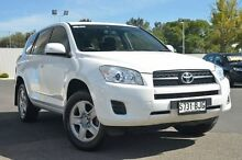 2012 Toyota RAV4 ACA38R MY12 CV 4x2 White 4 Speed Automatic Wagon Nailsworth Prospect Area Preview
