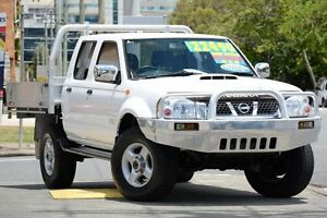2012 Nissan Navara D22 S5 ST-R White 5 Speed Manual Utility Windsor Brisbane North East Preview