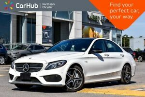 2017 Mercedes Benz C-Class AMG C 43|Driving,AMG.Styling,Keyless.