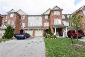 3 Storey 3 Bdrm Townhouse In The Heart Of Credit Valley