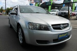2006 Holden Commodore VE Omega Silver 4 Speed Automatic Sedan West Footscray Maribyrnong Area Preview