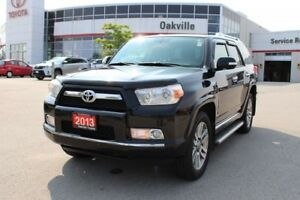 2013 Toyota 4Runner Limited w/ Leather, Navigation & Backup Came