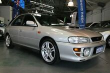 2000 Subaru Impreza MY01 WRX (AWD) Silver 5 Speed Manual Hatchback Victoria Park Victoria Park Area Preview