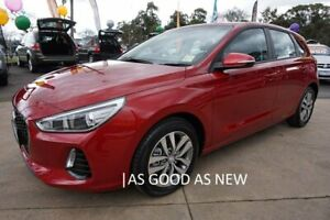 2018 Hyundai i30 PD2 MY18 Active Fiery Red 6 Speed Sports Automatic Hatchback Dandenong Greater Dandenong Preview