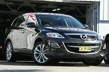 2012 Mazda CX-9 10 Upgrade Grand Touring Black 6 Speed Auto Activematic Wagon Mosman Mosman Area Preview