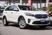 2017 Kia Sorento UM MY18 SI White 8 Speed Sports Automatic Wagon Osborne Park Stirling Area Preview