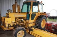 1981 Ford 7610 Tractor