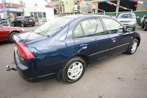 2005 Honda Civic 7TH GEN GLi Blue 5 Speed Manual Sedan Kingsville Maribyrnong Area Preview