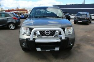 2008 Nissan Pathfinder R51 MY08 ST Silver 5 Speed Sports Automatic Wagon