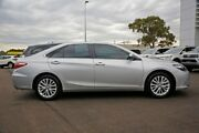 2017 Toyota Camry ASV50R Atara SL Silver 6 Speed Sports Automatic Sedan Mill Park Whittlesea Area Preview