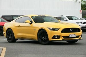 2017 Ford Mustang FM 2017MY GT Fastback SelectShift Triple Yellow 6 Speed Sports Automatic Fastback