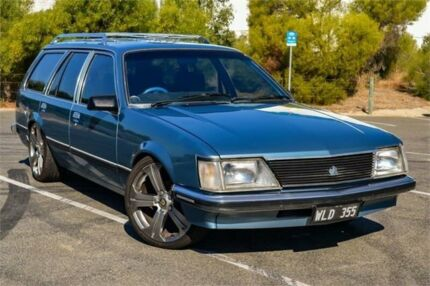 1982 Holden Commodore VH SLX Blue Automatic Wagon Rockingham Rockingham Area Preview