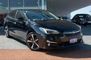 2018 Subaru Impreza G5 MY18 2.0i-S CVT AWD Crystal Black 7 Speed Constant Variable Hatchback Wangara Wanneroo Area Preview