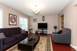 Executive 3+1 B/R Condo T/H With Fin W/O Bsm at Creditview/Brita