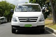 2017 Hyundai iLOAD TQ3-V Series II MY17 Crew Cab White/barndoors 5 Speed Automatic Van Nailsworth Prospect Area Preview
