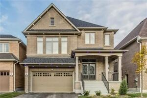 Brand New Detached 4Br Home - A Must See!