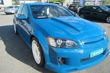 2009 Holden Commodore HDT Blue Manual Sedan Wangara Wanneroo Area Preview