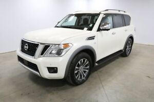 2018 Nissan Armada 4WD SL Accident Free,  Leather,  Heated Seats