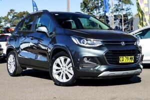 2018 Holden Trax TJ MY18 LTZ Grey 6 Speed Automatic Wagon Condell Park Bankstown Area Preview