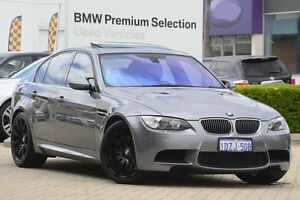 2009 BMW M3 E90 M-DCT Grey 7 Speed Sports Automatic Dual Clutch Sedan Victoria Park Victoria Park Area Preview