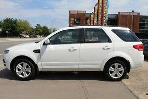 2014 Ford Territory SZ TX Seq Sport Shift White 6 Speed Sports Automatic Wagon Berwick Casey Area Preview