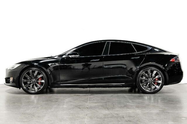 Image 3 Coche Americano usado Tesla Model S 2016
