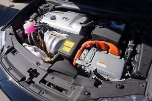 2014 Lexus ES 300h HYBRID Navigation (GPS),  Leather,  Sunroof,  Edmonton Edmonton Area image 6