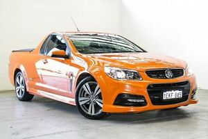 2014 Holden Ute VF MY14 SS Ute Orange 6 Speed Manual Utility Osborne Park Stirling Area Preview