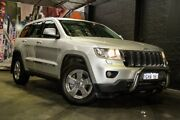 2011 Jeep Grand Cherokee WK MY2011 Laredo Silver 5 Speed Sports Automatic Wagon Perth Perth City Area Preview