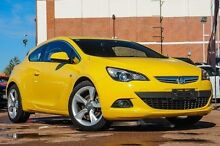 2015 Holden Astra PJ MY15.5 GTC Sport Yellow 6 Speed Manual Hatchback Fremantle Fremantle Area Preview