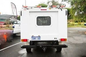 2010 Toyota Hilux KUN26R MY10 SR Glacier White 5 Speed Manual Cab Chassis Glendalough Stirling Area Preview