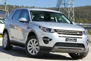 2016 Land Rover Discovery Sport L550 16.5MY Si4 SE Indus Silver 9 Speed Sports Automatic Wagon West Gosford Gosford Area Preview