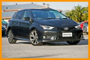 2015 Toyota Corolla ZRE182R Levin S-CVT ZR Black 7 Speed Constant Variable Hatchback