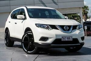 2015 Nissan X-Trail T32 ST X-tronic 4WD Ivory Pearl 7 Speed Constant Variable Wagon Yeerongpilly Brisbane South West Preview
